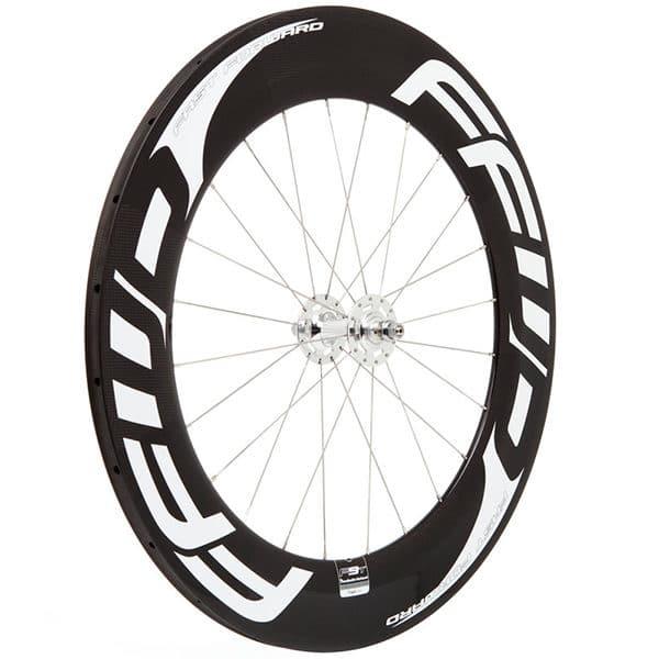 FFWD Wheels F9T Tubular Track Front Wheel White