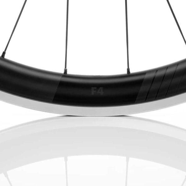 FFWD Wheels F4R-C 45mm Carbon Alloy Clincher Wheel