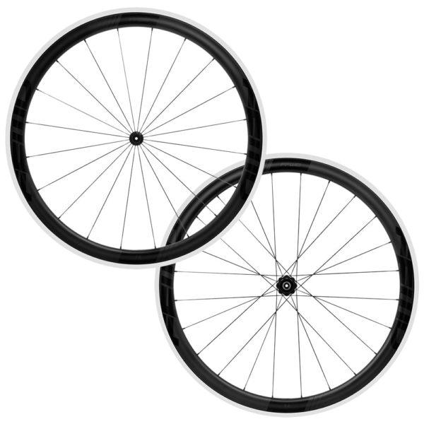 FFWD Wheels F4R-C 45mm Carbon Alloy Clincher Wheel Set