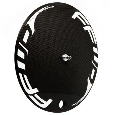 FFWD Wheels DISC-T Tubular Track Wheel White