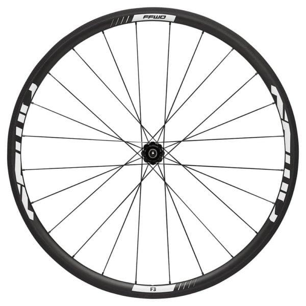 FFWD Wheels F3R 30mm Carbon DT350 DT240 Rear Wheel White