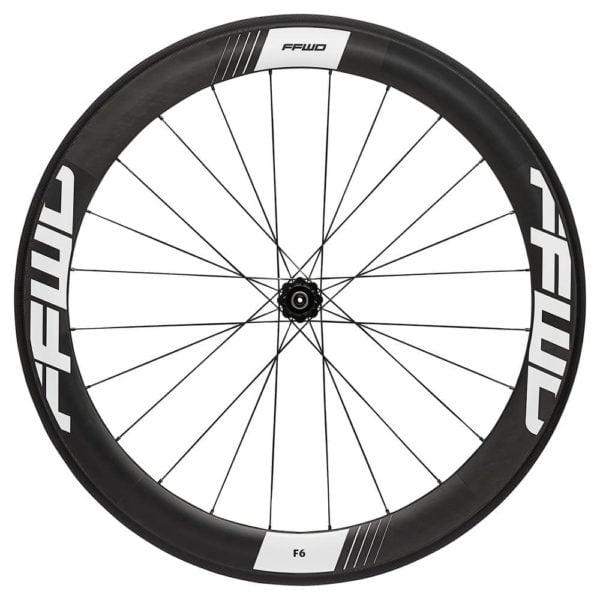 FFWD Wheels F6R 60mm Carbon DT350 DT240 Rear Wheel White