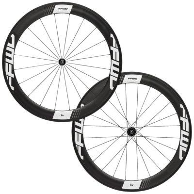 FFWD Wheels F6R 60mm Carbon DT350 DT240 Wheel Set Black