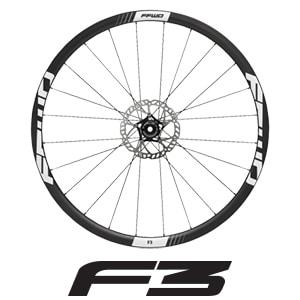 FFWD Wheels F3 30mm Series Carbon Cycling Wheels
