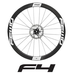 FFWD Wheels F4 45mm Series Carbon Cycling Wheels