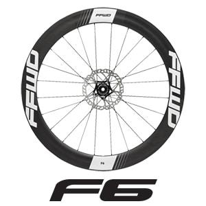 FFWD Wheels F6 60mm Series Carbon Cycling Wheels