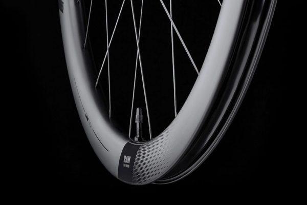 FFWD Wheels RAW 44mm DT180 EXP Carbon Clincher Disc Brake Wheel 5