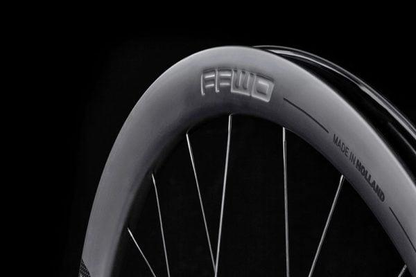 FFWD Wheels RAW 44mm DT180 EXP Carbon Clincher Disc Brake Wheel 1
