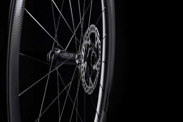 FFWD Wheels RYOT 44mm DT240 EXP Carbon Clincher Disc Brake Wheel 3