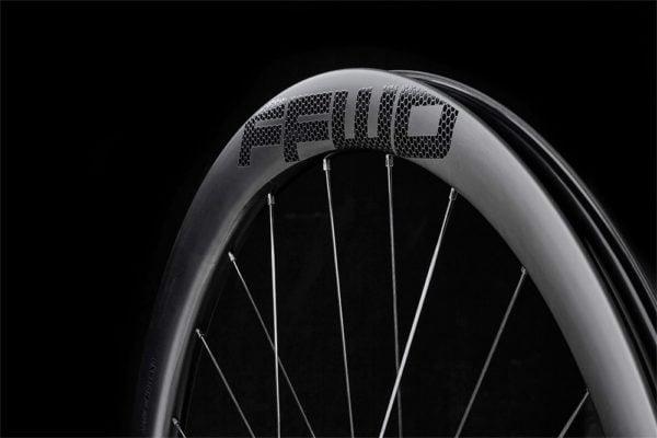 FFWD Wheels RYOT 44mm DT240 EXP Carbon Clincher Disc Brake Wheel 1