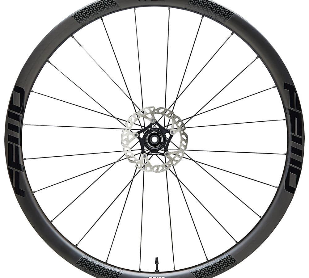 FFWD Wheels 36mm DRIFT DT240 EXP Disc Brake Gravel Front Wheel