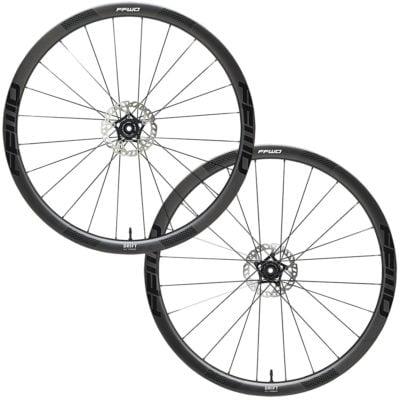 FFWD Wheels 36mm DRIFT DT240 EXP Disc Brake Gravel Wheel Set