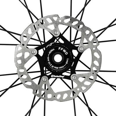FFWD Wheels External Disc Brake Lockring
