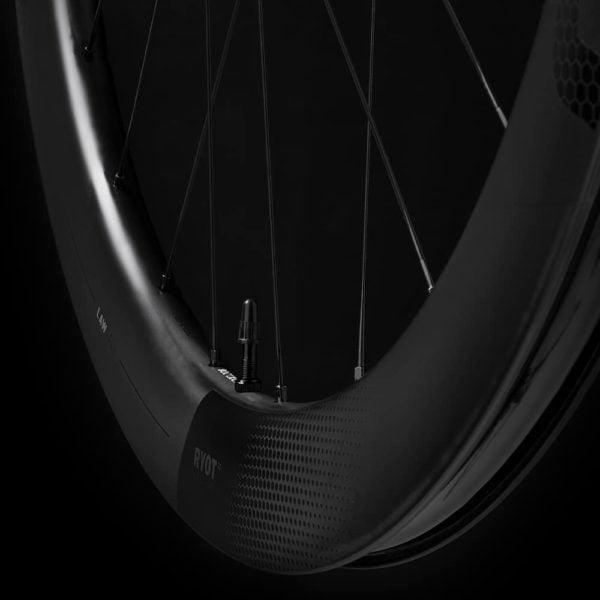 FFWD Wheels RYOT55 55mm Carbon Cycling Wheel