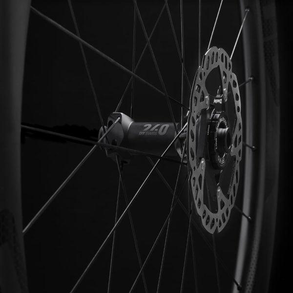 FFWD Wheels RYOT55 55mm DT240 EXPCarbon Cycling Wheel Hub