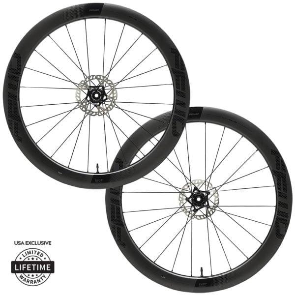 FFWD Wheels RYOT55 55mm Carbon Cycling Wheel Set