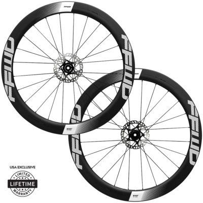 FFWD Wheels RYOT55 Team Tech Tubular DT240 EXP Wheel Set