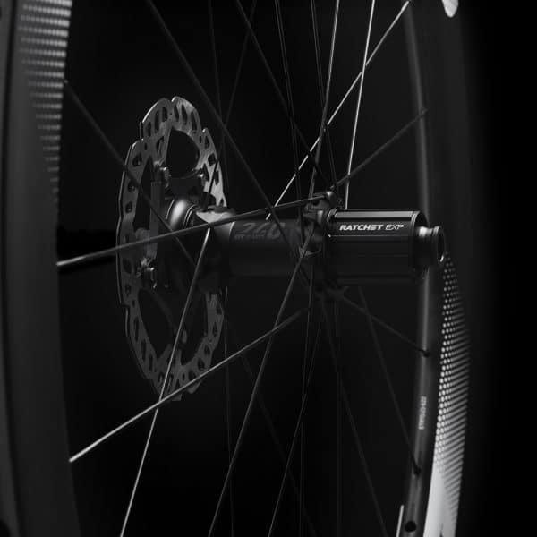 FFWD Wheels RYOT55 Team Tech DT240 EXP Hub 2
