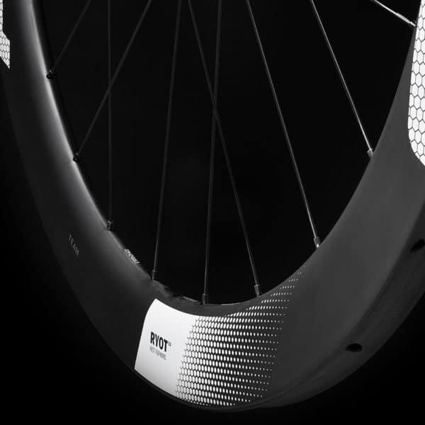 FFWD Wheels RYOT55 Team Tech DT240 EXP Detail 2