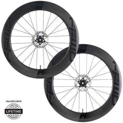 FFWD Wheels RYOT77 55mm Carbon Cycling Wheel Set